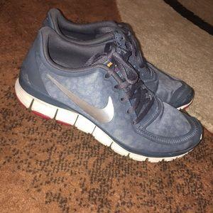 Leopard Nike Sneakers
